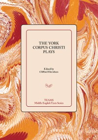 Cover The York Corpus Christi Plays