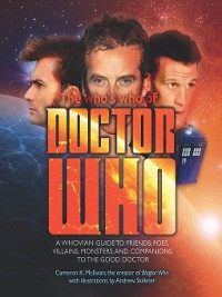 Cover The Who's Who of Doctor Who