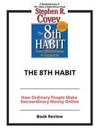 Cover The 8th Habit