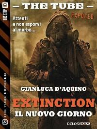 Cover Extinction IV (Il nuovo giorno)