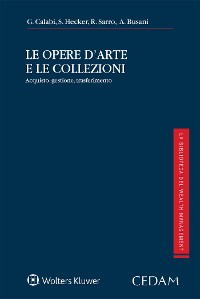 Cover Le opere d'arte e le collezioni