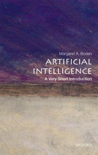 Cover Artificial Intelligence: A Very Short Introduction