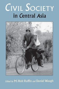 Cover Civil Society in Central Asia