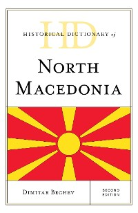 Cover Historical Dictionary of North Macedonia