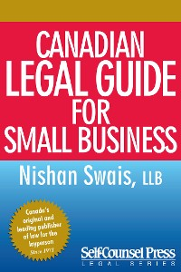 Cover Canadian Legal Guide for Small Business
