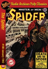 Cover The Spider eBook #100