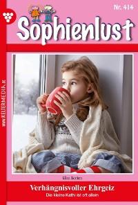 Cover Sophienlust 414 – Familienroman