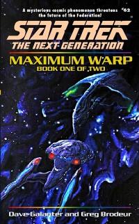 Cover Maximum Warp: Book One