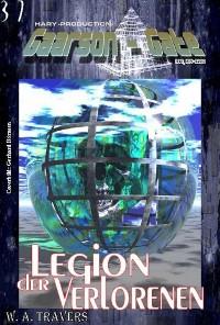 Cover GAARSON-GATE 037: Legion der Verlorenen