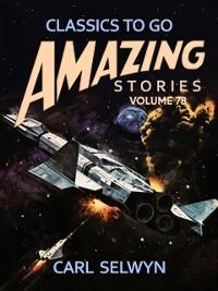 Cover Amazing Stories Volume 78