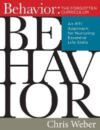 Cover Behavior:The Forgotten Curriculum