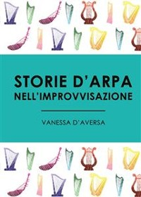Cover Storie d'arpa nell'improvvisazione