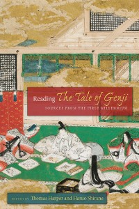 Cover Reading The Tale of Genji