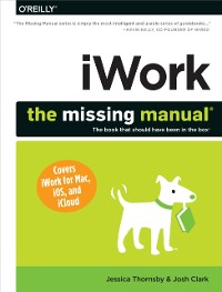 Cover iWork: The Missing Manual