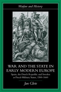 Cover War and the State in Early Modern Europe