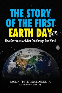 Cover The Story Of The First Earth Day 1970