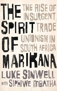 Cover The Spirit of Marikana