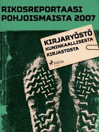 Cover Kirjaryöstö Kuninkaallisesta kirjastosta