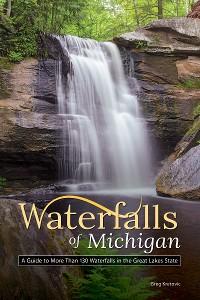 Cover Waterfalls of Michigan