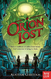 Cover Orion Lost
