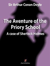 Cover The Adventure of the Priory School