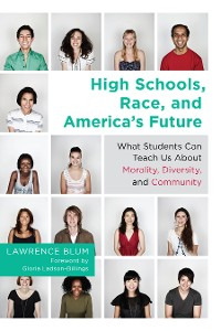 Cover High Schools, Race, and America's Future
