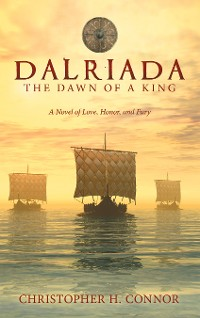 Cover Dalriada: the Dawn of a King