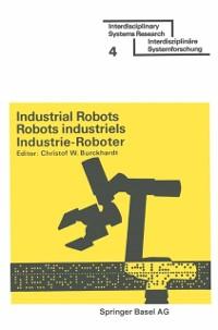 Cover Industrial Robots / Robots industriels / Industrie-Roboter