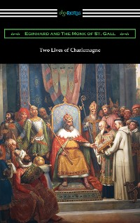 Cover Two Lives of Charlemagne
