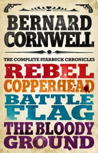 Cover Starbuck Chronicles: The Complete 4-Book Collection