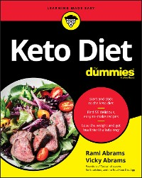 Cover Keto Diet For Dummies