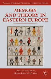 Cover Memory and Theory in Eastern Europe