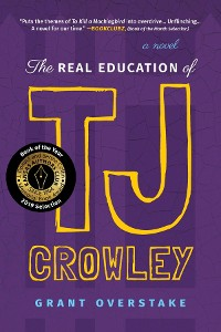 Cover The Real Education of TJ Crowley