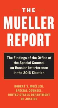 Cover Mueller Report