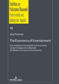 Cover Economics of Entertainment