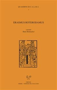 Cover Erasmus Roterodamus