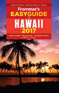 Cover Frommer's EasyGuide to Hawaii 2017