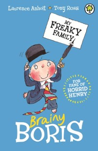 Cover Brainy Boris