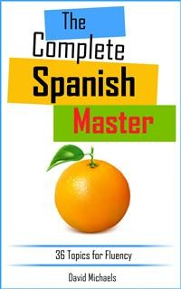 Cover The Complete Spanish Master