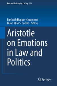 Cover Aristotle on Emotions in Law and Politics