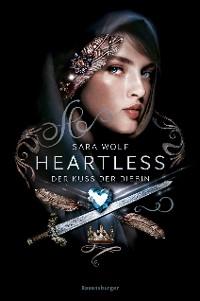 Cover Heartless, Band 1: Der Kuss der Diebin