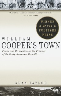 Cover William Cooper's Town