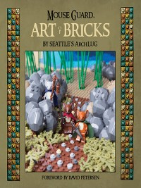 Cover Mouse Guard Art of Bricks