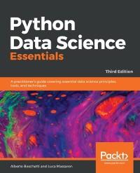 Cover Python Data Science Essentials