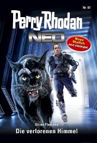 Cover Perry Rhodan Neo 61: Die verlorenen Himmel