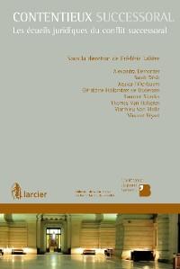 Cover Contentieux successoral