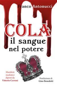 Cover Cola. Il sangue nel potere