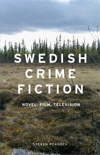 Cover Swedish crime fiction