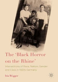 Cover The 'Black Horror on the Rhine'