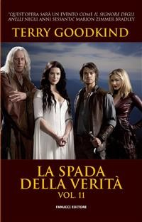 Cover La spada della verità vol. 11